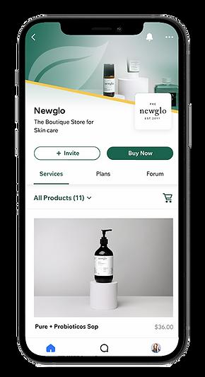 Retail App Design