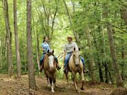 30 Miles of Private Horseback Trails