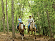 30 Miles of Private Horseback Trails