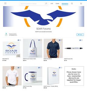 Logo Merchandise e-Store