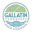 Gallatin TN Chamber of Commerce logo
