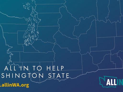 All In WA - Emergency Flexible Financial Assistance Grantees