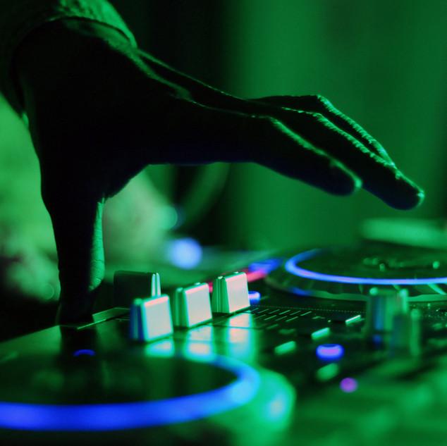 DJ workshop - op aanvraag