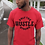 Thumbnail: Only the Strong Hustle T-Shirt