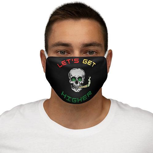 RIPD Art Wear Let's Get Higher Face Mask