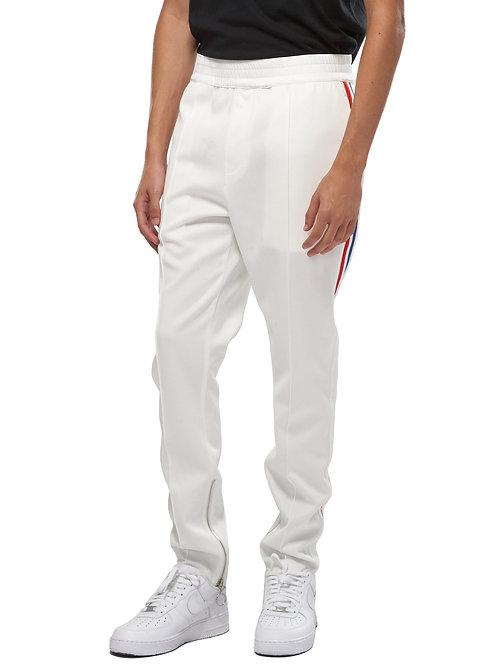 RIPD Art Wear Track Pants with Knit Detal