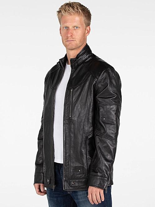 RIPD Art Wear Moto Leather Jacket