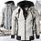 RIPD Art Wear High Collar Windproof Hoodie
