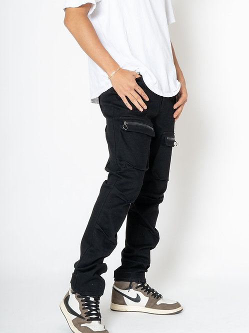 RIPD Art Wear Cargo Pants with Pockets