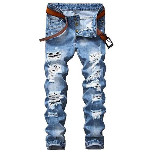RIPD Art Wear Ripped Jeans