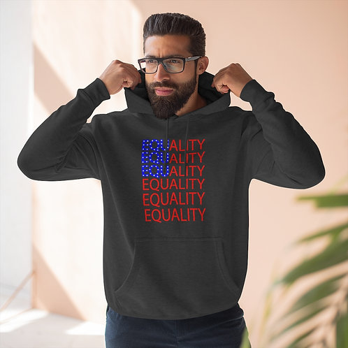 RIPD Art Wear Equality Pullover Hoodie