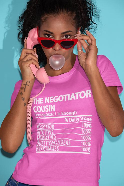 Crazy Cousins Custom T-Shirt