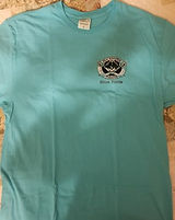 T-Shirt, New Style, Coral, Front.jpg