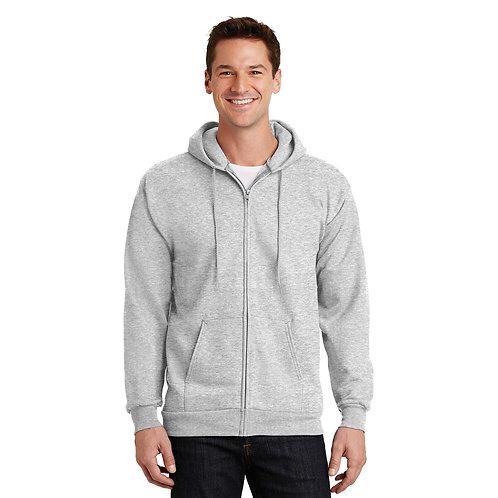 Men's Zip Up Sweatshirt