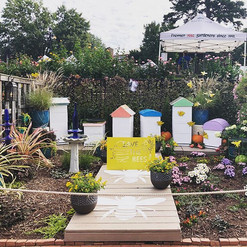 This year's garden_ Save the Bees! Desig