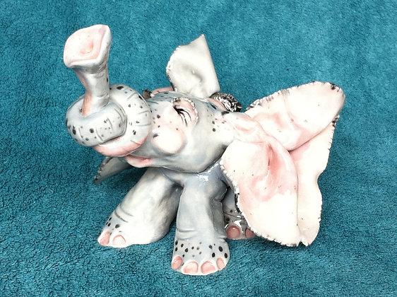 Forget-Me-Knot Elephant