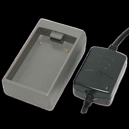 Adaptador equivalente Sokkia EDC19 con cargador para bateria BDC25