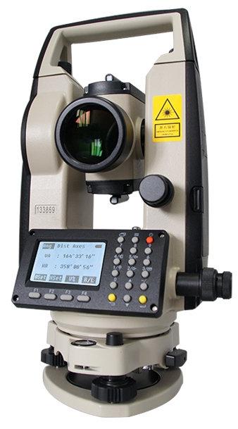 "Teodolito+distanciometro South NT-023 (2"") plomada laser"