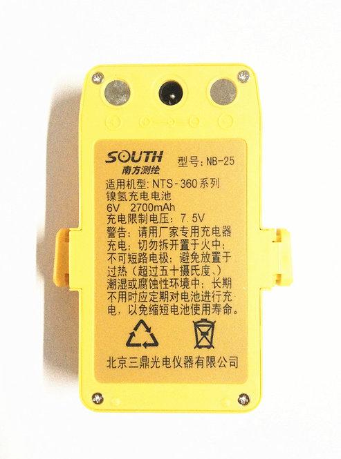 Bateria South para estacion total modelo NB-25 sin cargador