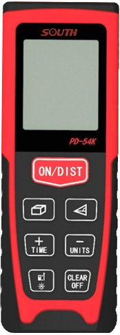 Distanciometro laser South PD512N (120m)