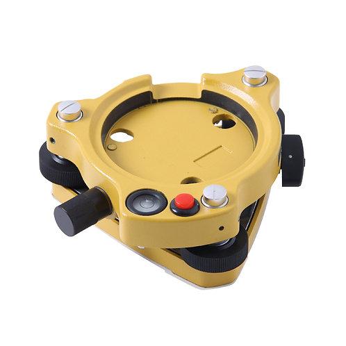 Base nivelante con plomada laser