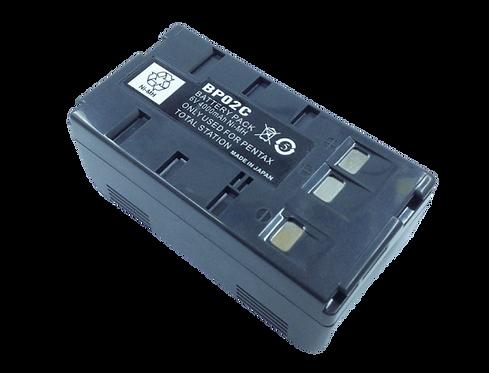 Bateria  equivalente Pentax BP02C