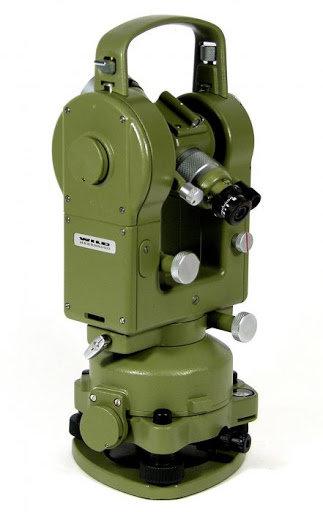 """Teodolito mecanico WILD T2 (1"""") Automatico"""
