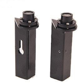 Niveleta RL15 para estadal, baliza o baston de aplomar