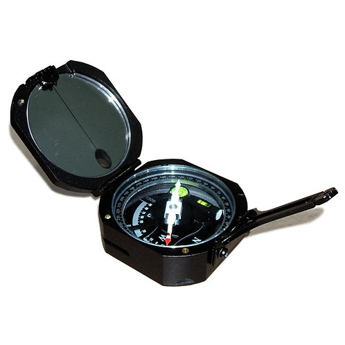 Brujula tipo Brunton 360 grados DQL-8 DQY-1