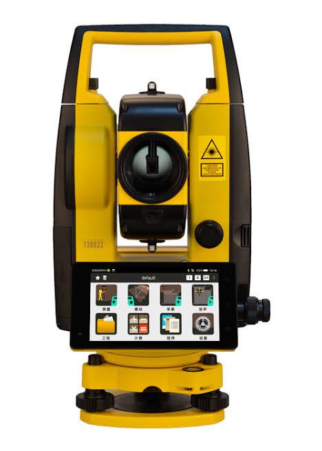 Estacion total laser South A1