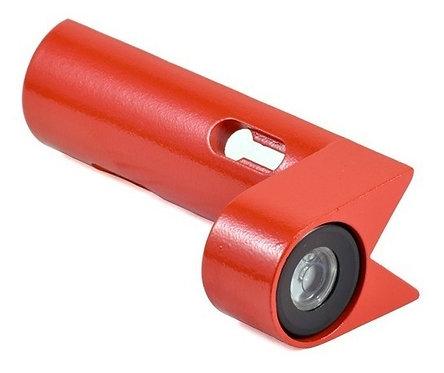 Niveleta RL20 para estadal, baliza o baston de aplomar
