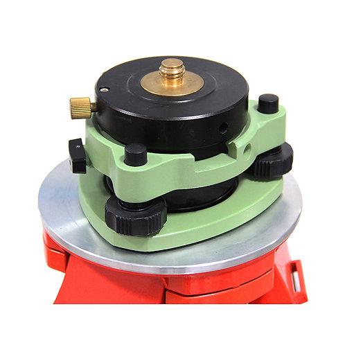 Base nivelante con plomada laser y adaptador tribrach (diferentes colores)