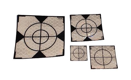Tarjetas reflectoras (juego de 4x)