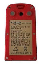 Bateria Kolida para estacion total modelo KB-20 sin cargador