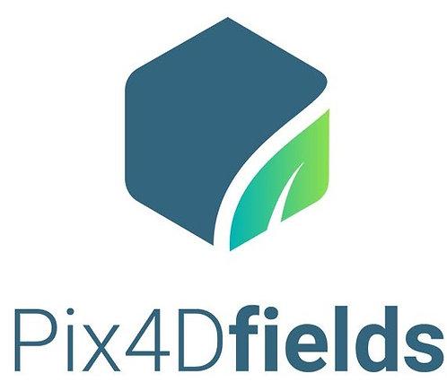 Pix4D Fields Licencia Mensual