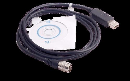Cable de comunicacion USB para Leica