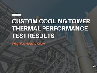 Join the CTI Standard STD-202 Custom Cooling Tower Thermal Testing Program