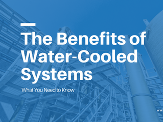 The Benefits of Water-Cooled vs. Air-Cooled Systems for Air Conditioning Application