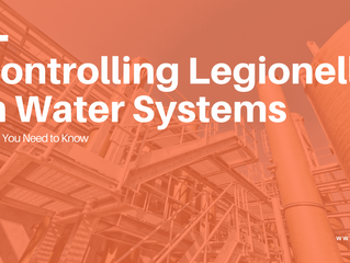 Controlling Growth of Legionella in Water Systems