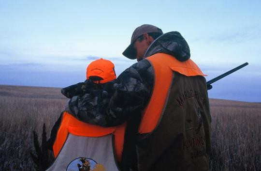 Father/Son Hunt