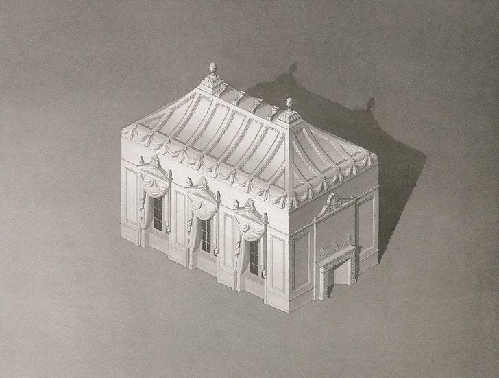 INSIDE-OUT BUILDING - RENDERING BY ANTON GLIKIN AND IRINA SHUMITSKAYA
