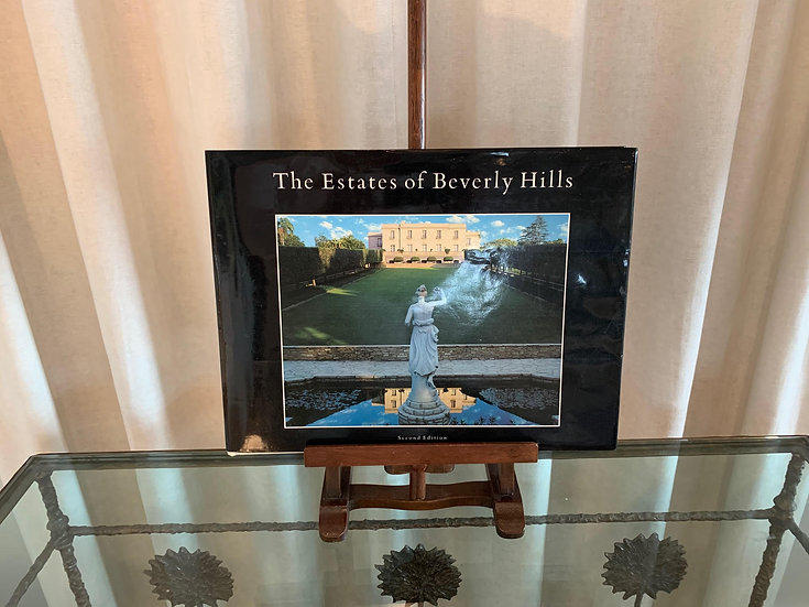 THE ESTATES OF BEVERLY HILLS BY JEFFREY HYLAND - RARE USED