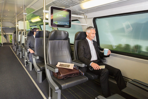 City Airport Train Vienna