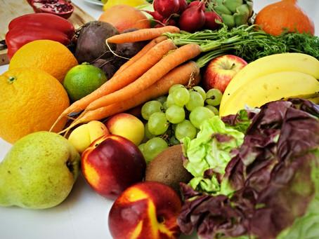 Meine Tipps für eine gesunde Ernährung