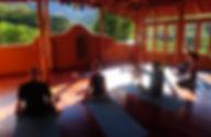 Costa Rica, Pura Vida & Yoga Reise, Yogastunde Rio Chirripo