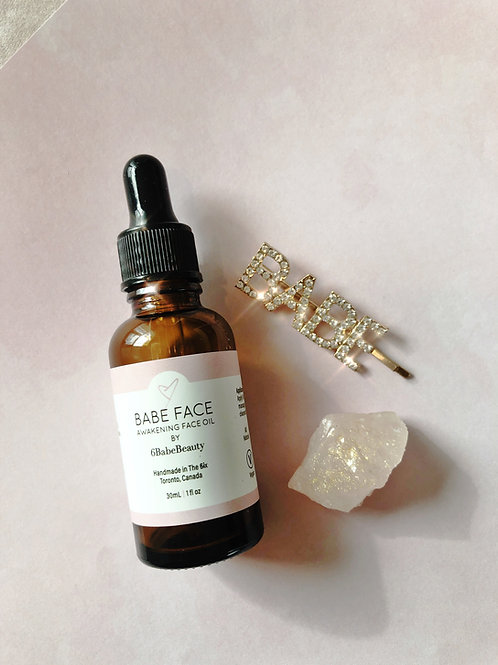 Babe Face Awakening Face Oil