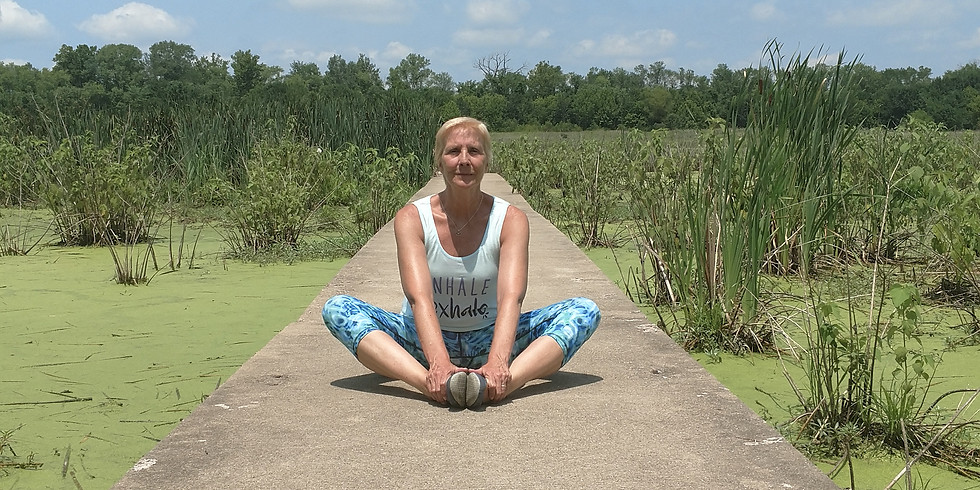 Fall Yoga Courses with Louise