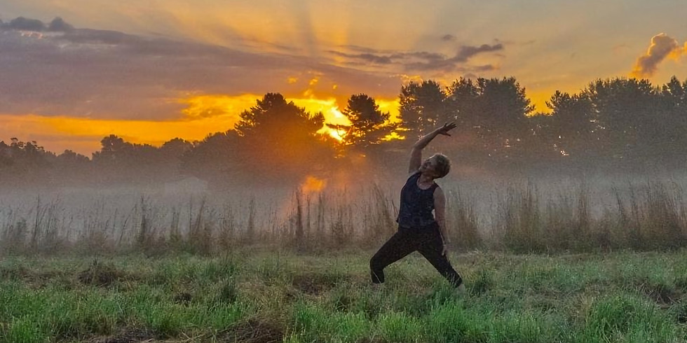 Setting Intentions & Yoga: A Workshop for Finding Your Guiding Light