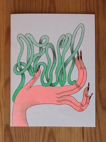 """""""AZOTH-A-SLOTH"""" BY JO RUESSMANN"""