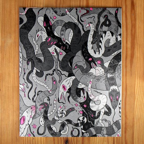 """""""BANSHEE"""" BY SOPHIE ROBIN AND ELI SPENCER"""
